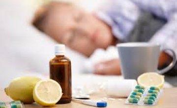 Эпидпорог по гриппу и ОРВИ в Днепропетровской области превышен на 12,8%, - эксперт