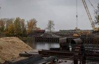 Как строят мост через канал Днепр-Донбасс (ФОТОРЕПОРТАЖ)