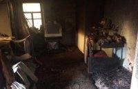 Пожар в Запорожской области: в собственном доме сгорели отец и сын (ФОТО)