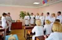 В больнице им. Мечникова состоялся конкурс «Лучшая медицинская сестра больницы»
