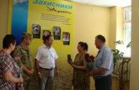 Герой из Павлогорадского района посмертно получил медаль «За мужество»