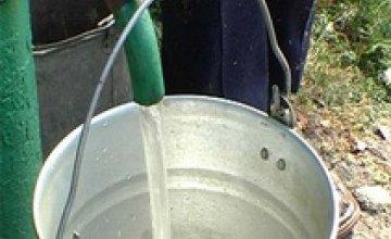 Жители Васильковки поблагодарили Валентина Резниченко за долгожданную питьевую воду