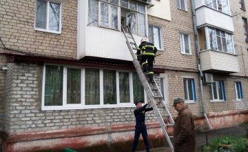 На Днепропетровщине спасатели помогли пенсионерке