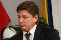 Мэр Новомосковска арестован