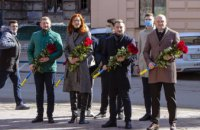 Дніпро відзначає 207-му річницю від дня народження Тараса Шевченка
