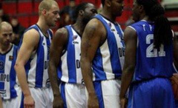 Баскетболисты «Днепра» третий раз за сезон обыграли «Николаев»