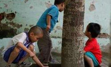 На беспризорных детей из областного бюджета использовали 330 тысяч гривен