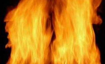 В Днепропетровске огонь унес жизни троих людей