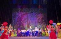 В Днепре завершился фестиваль любительских детских и молодежных коллективов «Импреза над Днепром» (ВИДЕО)