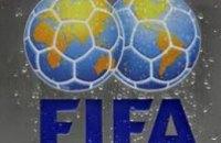 Сборная Украины поднялась на одну позицию в рейтинге FIFA