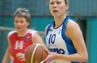 Баскетболистки «Днепра» обыграли «Донбасс» 116:53