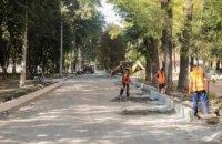 В Каменском ремонтируют улицу, которую не обновляли полвека – Валентин Резниченко