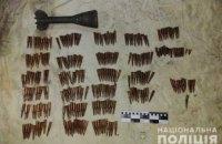 На Днепроптеровщине 35-летний мужчина хранил в гараже патроны