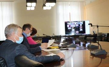 Музей науки, виробництво безлактозних сирків та 4D комп'ютерний томограф: в обласній раді представили нові інвестиційні проекти