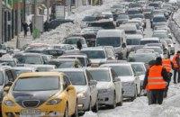 Яценюк призвал украинцев делиться фото уборки снега
