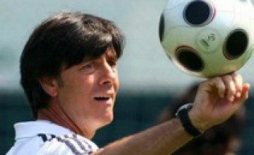 Дежавю сборной Германии