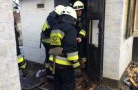 В Днепре на пожаре в частном секторе погибла женщина