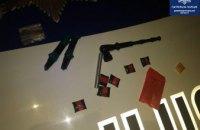 На Тополе задержали 20-летнего парня с оружием и полной сумкой наркотиков