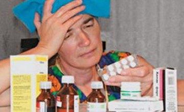 В Украине эпидемия гриппа ожидается в конце января — начале февраля