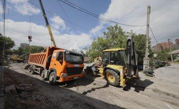 Замена сетей, тротуары и обустройство ливневой канализации: Борис Филатов назвал важные этапы капитального ремонта Крестьянского спуска