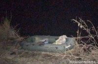 На Днепропетровщине полиция задержала рыбака с незаконным уловом