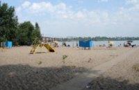 Стоки предприятий на ж/м «Южный» загрязняют пляж на Монастырском острове
