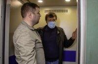 В Днепре продолжают капитально ремонтировать лифты