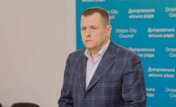 Борис Филатов представил первую авторскую видеолекцию по истории Днепра