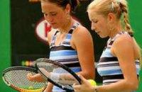 Впервые две украинские теннисистки вышли в финал турнира серии «Большого шлема»