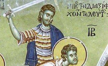 Сегодня православные молитвенно почитают мучеников Прова, Тараха и Адроника