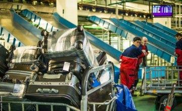 В аэропорту «Борисполь» пассажиры смогут наблюдать за багажом онлайн