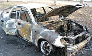 В результате ДТП 2 человека сгорели заживо