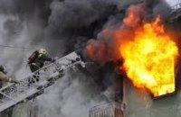 С начала года на Днепропетровщине во время пожаров погибло 2 детей и 6 пострадало