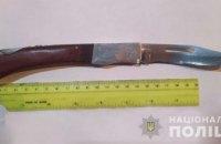 42-летний мужчина совершил разбойное нападение на жителя Никополя