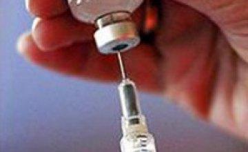 В Днепропетровской области прививки от гриппа сделали 18 тыс. человек