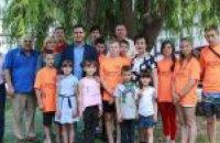 Воспитанников Куриловского детдома семейного типа поздравили с Днем защиты детей