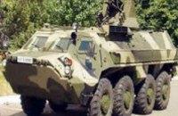 Украина может поссориться с Ираком из-за некачественных украинских БТРов