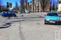 ДТП в Кривом Роге: пострадало 2 человека (ФОТО)