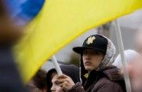Численность населения Украины сократилось на 7 698 человек