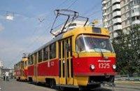 Сегодня в Днепре трамваи № 6 и № 9 будут перевозить пассажиров по сокращенному маршруту