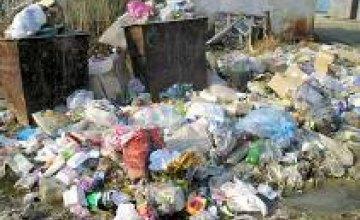 В Днепропетровске мусорщики начали судиться с горожанами