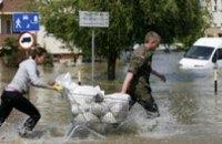 В Днепропетровске из-за подтопления горожане остались без воды