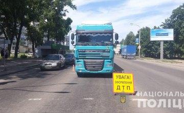Стали известны подробности смертельного ДТП в Павлограде с грузовиком и пешеходом
