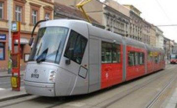 Немецкие трамваи появятся в Днепропетровске в первых числах января