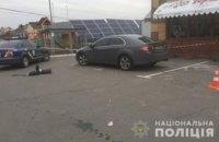 В Киевской области неизвестный устроил стрельбу на АЗС