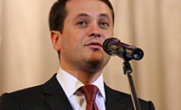 Игорь Цыркин поздравил выпускников 22-й школы с праздником Последнего звонка