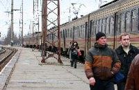 С 30 октября по 3 декабря поезда будут опаздывать
