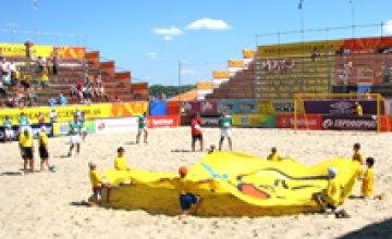 Финал Гран-при Днепропетровска по пляжному футболу (ФОТОРЕПОРТАЖ)