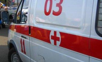 «Восьмерка» сбила «скорую» в Симферополе: 5 человек госпитализированы