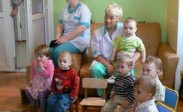 В 2008 году в Днепропетровской области было усыновлено 303 ребенка